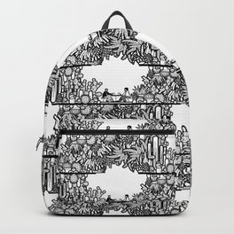 Chai and Cacti IV Backpack