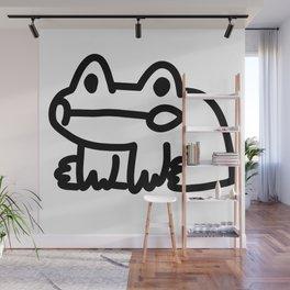 him Wall Mural