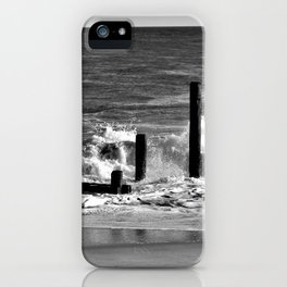 End of Season iPhone Case