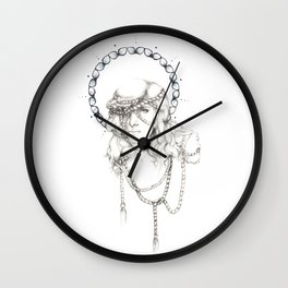 Tether Wall Clock