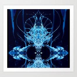 Memories of Atlantis Art Print
