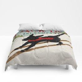 Black Dog Ski Co. Comforters