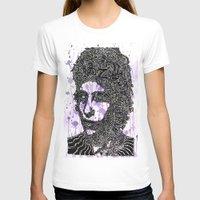 bob dylan T-shirts featuring Bob Dylan by Travis Poston
