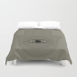 HAND PROTECTION Duvet Cover