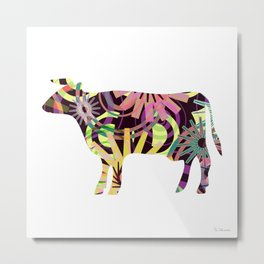 COW - P3 Metal Print