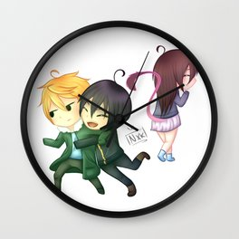 Noragami Wall Clock