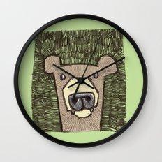 dack the bear Wall Clock