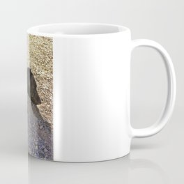 Sleepy Alaska Coffee Mug