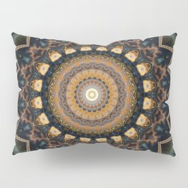 Mandala cosmic consciousness Pillow Sham
