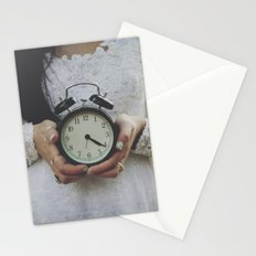 Ticking Stationery Cards