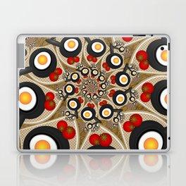 Brunch, Fractal Art Fantasy Laptop & iPad Skin