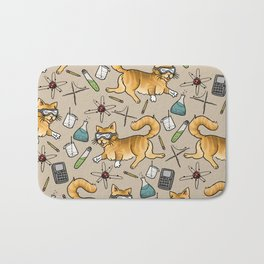 STEM Cats Bath Mat
