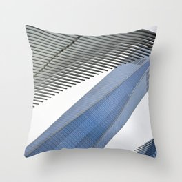 Towering Over Throw Pillow