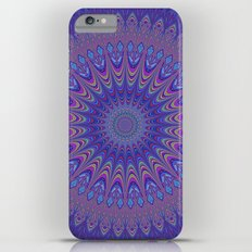 Purple mandala Slim Case iPhone 6s Plus