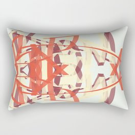 Boom Boom, Bap Rectangular Pillow