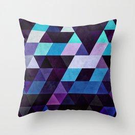 pyke pyrpyll Throw Pillow