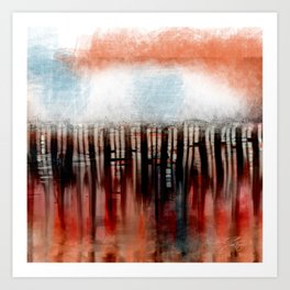 The Sound of Many Nations Art Print