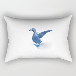 duck. Rectangular Pillow