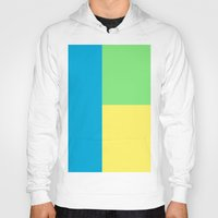 pantone Hoodies featuring Pantone colour by StevenARTify