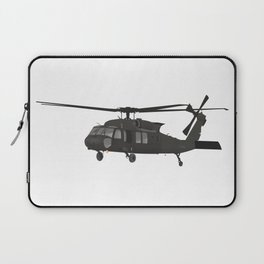 UH-60 Military Helicopter Laptop Sleeve