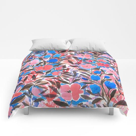 Nonchalant Vibrant Comforters