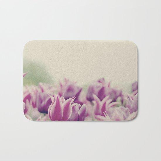 Tulips II Bath Mat