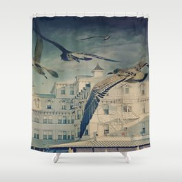 They Come Shower Curtain