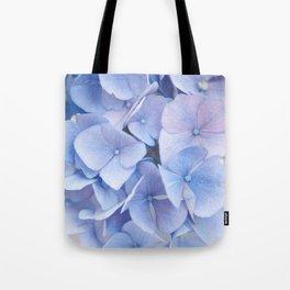 Blue Hydrangeas #3 #decor #art #society6 Tote Bag