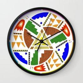Zelda Mandala Wall Clock