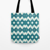 mustang Tote Bags featuring Mustang Sally by Bunhugger Design