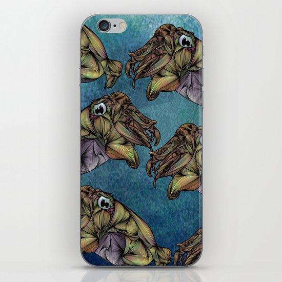 CuttleFish iPhone & iPod Skin