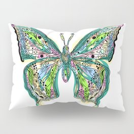 Fly Butterfly Pillow Sham