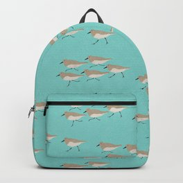 Scattering Sandpipers Backpack