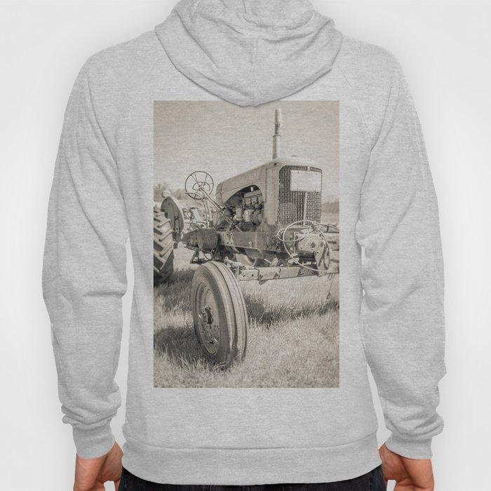 Vintage Tractor Durham NH Hoody