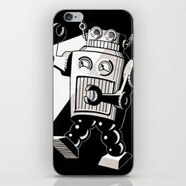 Robot iPhone Skin