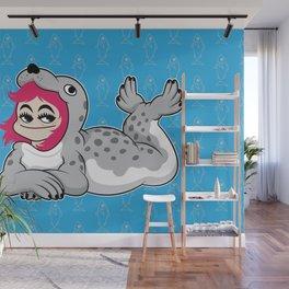 Selkie Suit Wall Mural