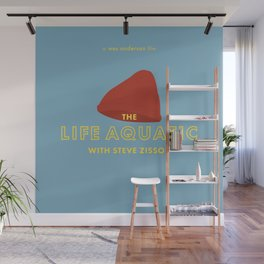 The Life Aquatic with Steve Zissou Beanie Poster Wall Mural