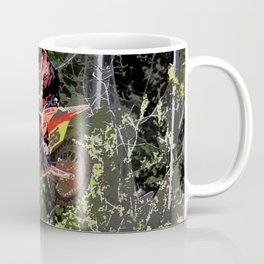 High Flying Racer - Motocross Champ Coffee Mug