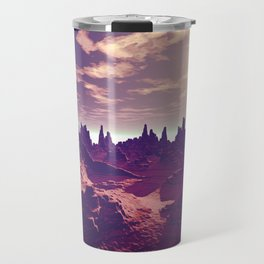 Arizona Canyon Sunshine Travel Mug