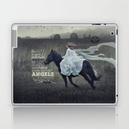 Angels Unaware Laptop & iPad Skin