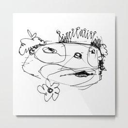 Clowns in Crowns #11 Metal Print