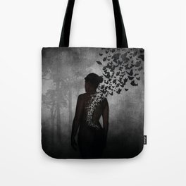 The Butterfly Transformation II Tote Bag