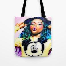 Azealia Banks Tote Bag
