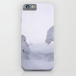 Snow 1.8 iPhone Case