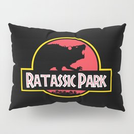 Ratassic Park Pillow Sham