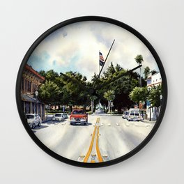 Sebring II Wall Clock