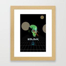 GOLDAK Framed Art Print