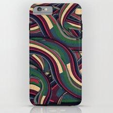 Swirl Madness iPhone 6s Plus Tough Case