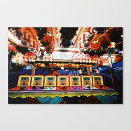 CONEY Canvas Print