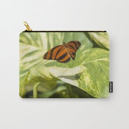 Butterfly Take-Off Carry-All Pouch